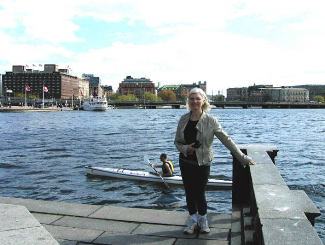marie-at-stockholmcityhall